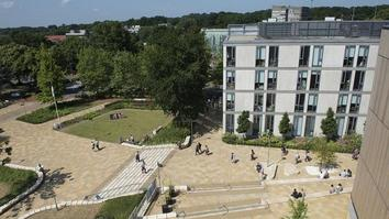 Southampton uni campus