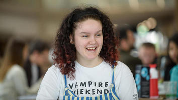 Emily at UWE clearing success story