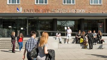 University of West London campus