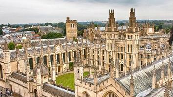 ll Souls College unviersity of Oxford