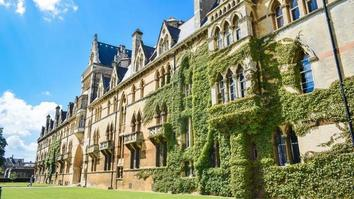 A teaching building at the University of Oxford
