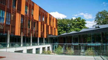 University of Winchester campus