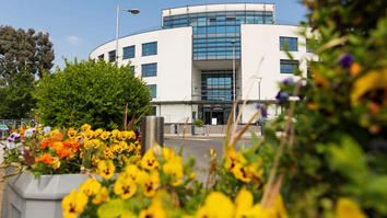 Image of the Brunel University London campus